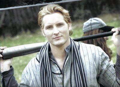 Carlisle was changed in the 1600's in London. He did not like what he was, so decided to just eat animals' blood instead of humans. His mate is Esme.