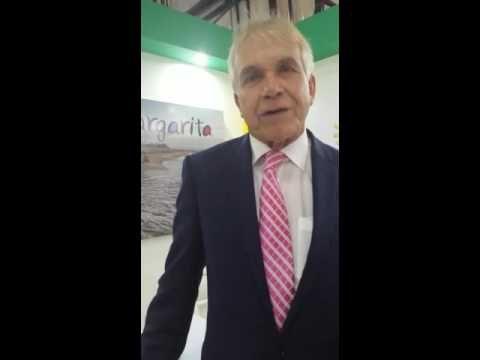 Presidente de AVAVIT - 2016 - Caracas - Venezuela