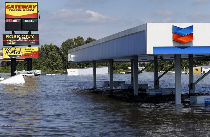 Reports of price-gouging — including $20 for a gallon of gas and $99 for a case of water — are spiking in areas of Texas most affected by Hurricane Harvey.