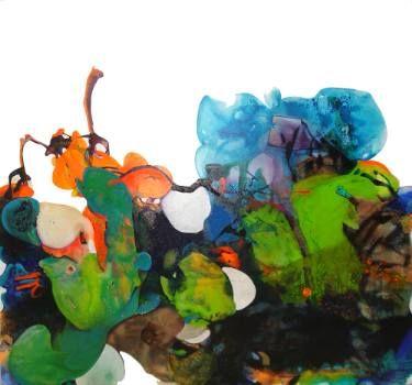 "Saatchi Art Artist Gulten Imamoglu; , ""Purification"" #art"
