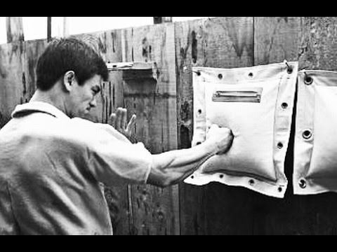 The One Inch Punch for Everyone - Kung Fu Training Motivation - YouTube