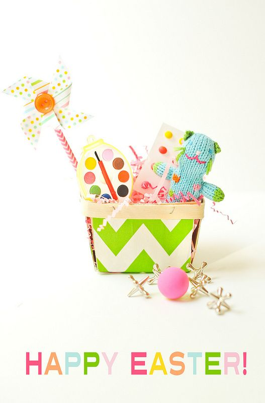 Easter Berry Baskets {stevie pattyn for shop sweet lulu}