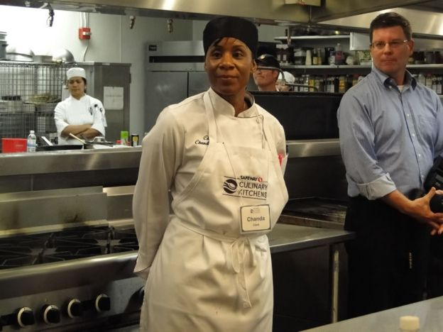 Chanda Clark Rising to Every Occasion Black Chefs on the Move - lsg sky chef sample resume