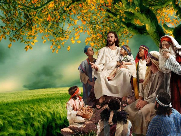 """But Jesus said, """"Let the little children come to Me, and do not forbid them; for of such is the kingdom of heaven."""" ~ Matthew 19:14"""