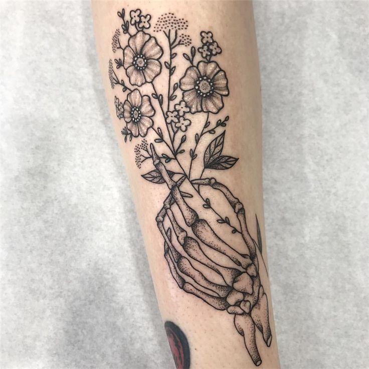 Pin By Jessica Mulrenin On Tatt Me Up Skeleton Hand Tattoo Anatomy Tattoo Tattoos