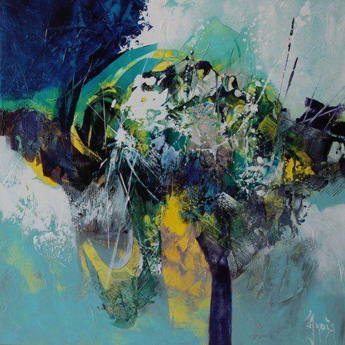 Turbo Les 25 meilleures idées de la catégorie Artiste peintre abstrait  CQ68