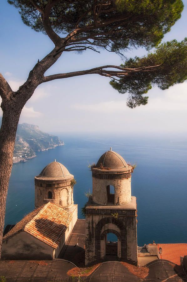 Ravello Views Photograph  - Ravello Views Fine Art Print by Zinchik