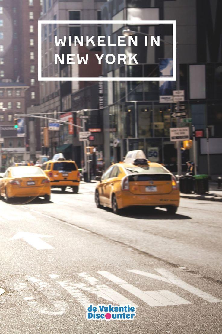 Als je in één stad goed moet je creditcard kunt zwaaien, dan is het New York wel. De Amerikaanse stad, ook wel The Fashion Capitol of the World genoemd, is een walhalla voor shopaholics. Ga maar vast sparen alvorens je gaat winkelen in New York!