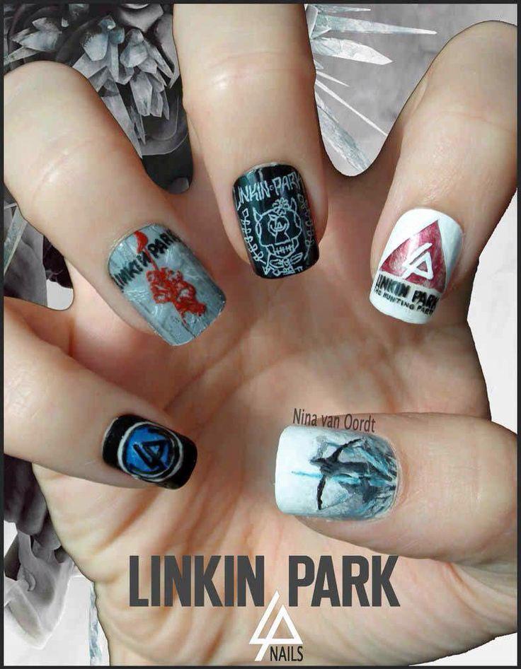 Linkin Park nails