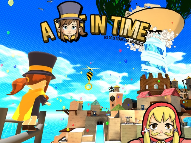 A Hat in Time - 3D collect-a-thon platformer by Gears for Breakfast — Kickstarter. 3D collect-a-thon platformer in the spirit of the classic Nintendo 64 titles you know and love.