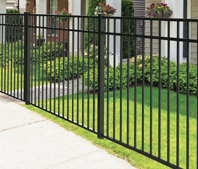 Did You Know Our Lightweight Aluminum Fencing Is Covered In A