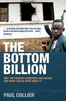 Why the Poorest Countries are Failing and What Can Be Done About It. This book is also available as an e-book.