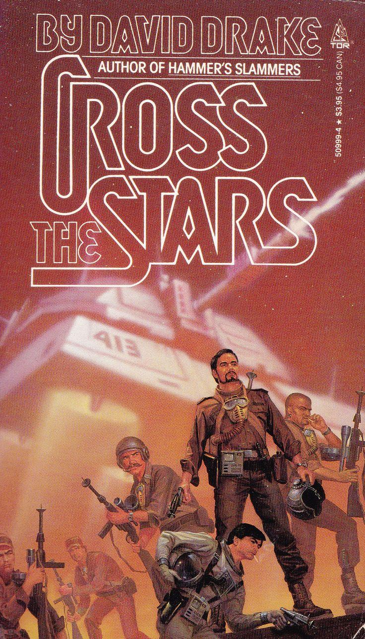David Drake.  Cross The Stars