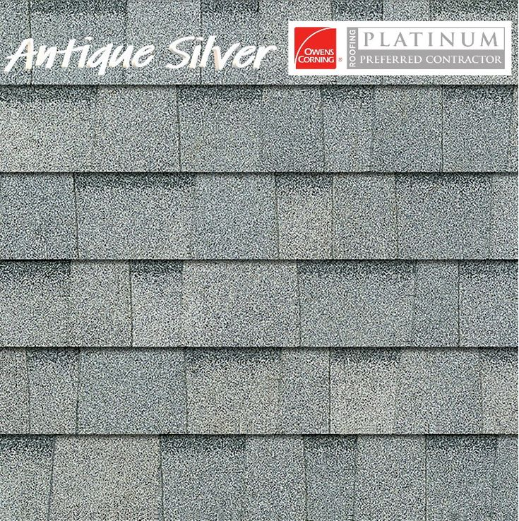 Best Antique Silver Is A Part The Owens Corning Trudefinition 400 x 300