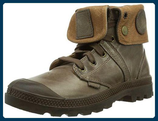 Palladium PALLABROUSE BAGGY L2, Damen Desert Boots, Braun (CHESTNUT/TAN 271), 36 EU (3.5 Damen UK) - Stiefel für frauen (*Partner-Link)