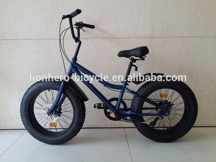 20 inch Fat bike/children fat bicycle/kids fat bike