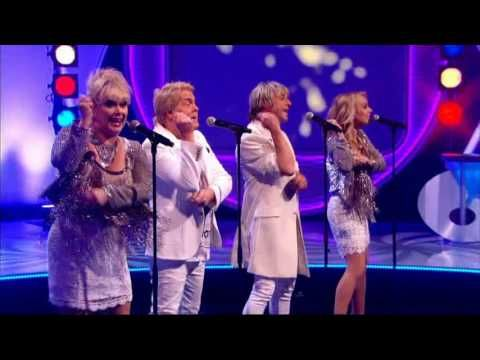 Former Buck's Fizz Members Making Your Mind Up Pointless 2016 05 14