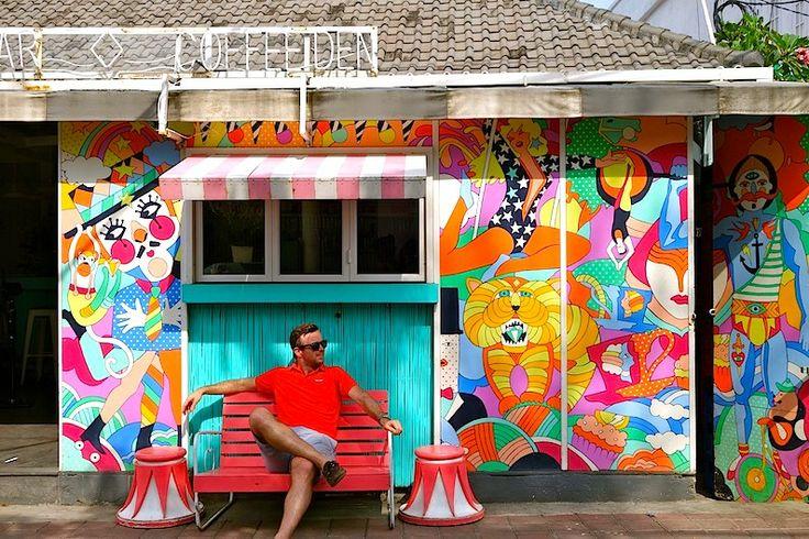 Sea Circus restaurant - Seminyak, Bali | Ministry of Villas