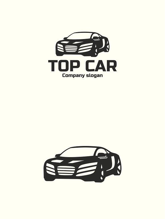 Car Logo Template Logotipos