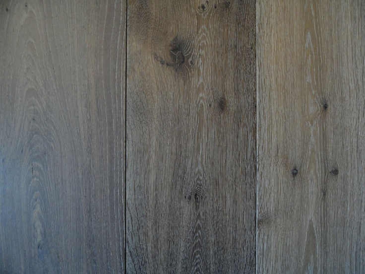 Oak Floorboards with a Chateau Grey Finish