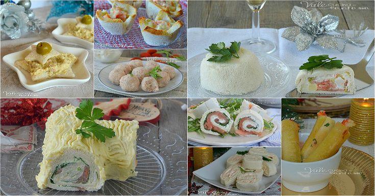 ANTIPASTI CON IL PANCARRE ricette per la Vigilia di Natale, tante ricette a base di pesce facili e veloci, ricette di Natale antipasti e aperitivi