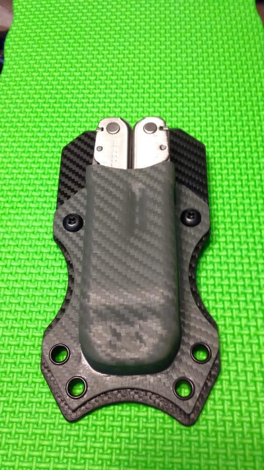 Kydex multitool sheath