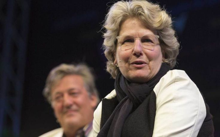 Sandi Toksvig is to become the first female host of a primetime comedy panel   show after taking over from Stephen Fry