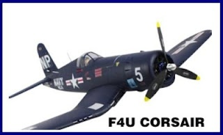 Grayson Hobby, an online hobby store has added Dynam F4U Corsair – PNP to its product catalog.