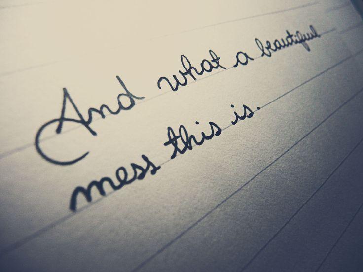 Beautiful Mess - Jason Mraz