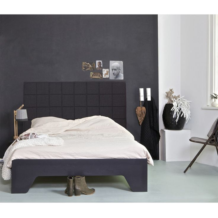 Top 25 ideas about muur slaapkamer on pinterest grey for Bed in muur
