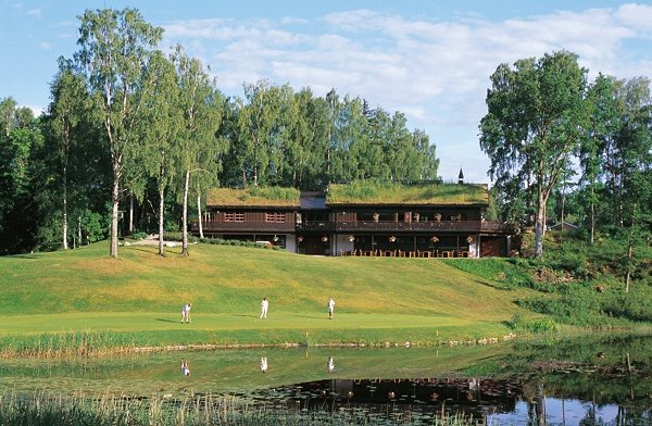Asker Golf, Norway