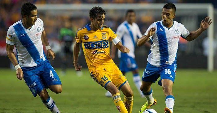 Ver partido Tigres vs Puebla en vivo -