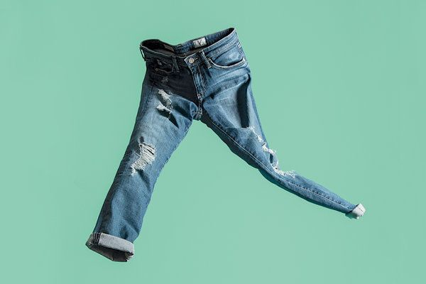 Who Gets to Wear Shredded Jeans? - NYTimes.com
