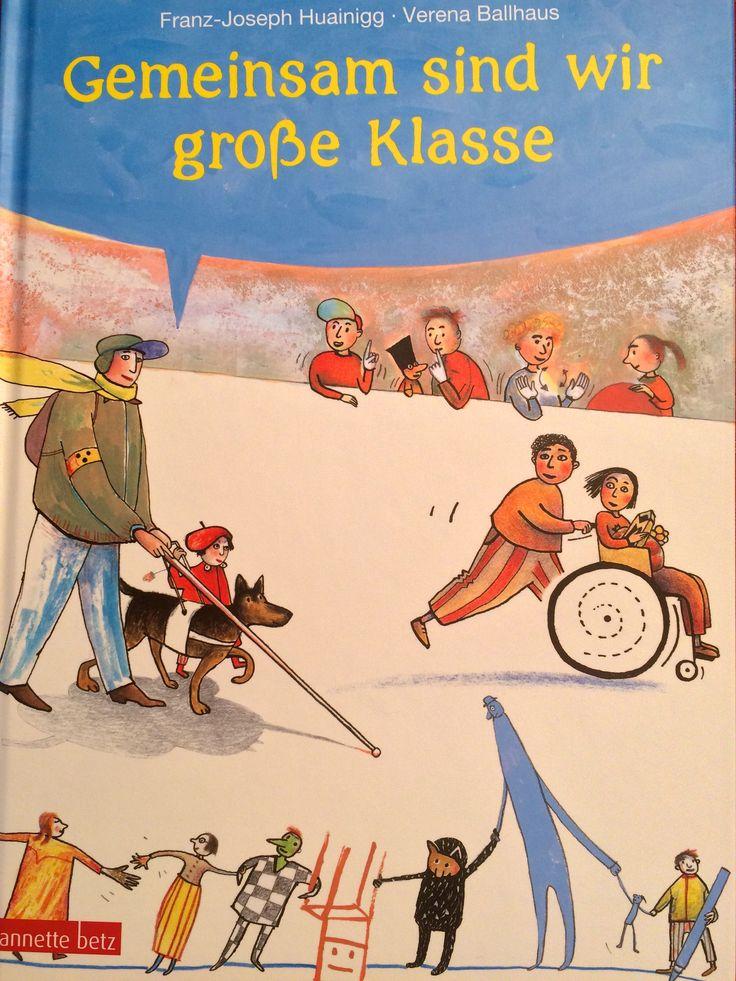 """""""Was ist das 'behindert'?"""", fragt Anna. """"Das ist zum Beispiel, nicht gehen zu können"""", sagt Margit. Vier erfolgreiche Annette Betz-Bilderbücher zum Thema """"Leben mit Behinderung"""" - endlich in einem Sammelband vereint. Franz-Jospeh Huainigg erzählt von Margit, die im Rollstuhl sitzt, von Matthias, der nicht sehen kann, von Lisa, die gehörlos ist, und von Kindern in…"""