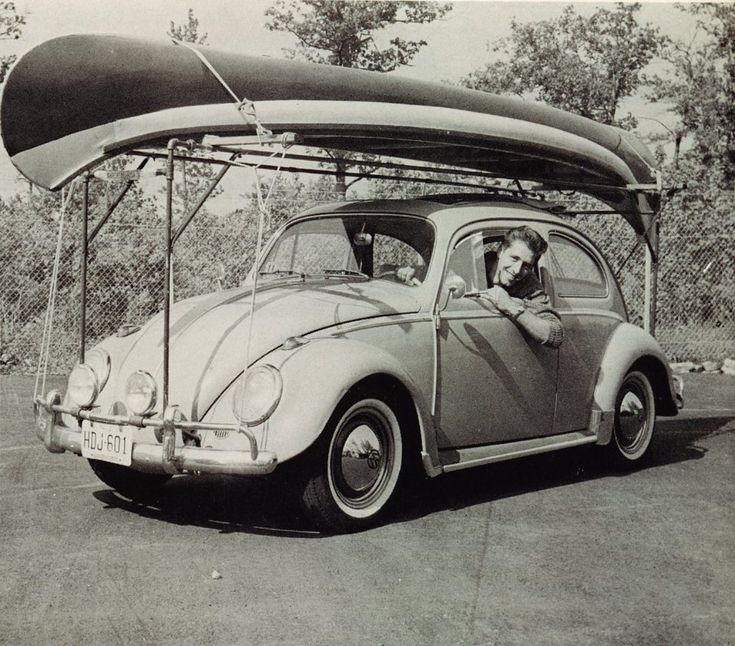 Beetle Roof Rack Vintage For Sale - Vintage Car Parts