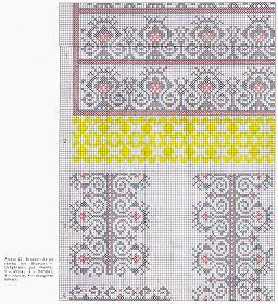 FolkCostume и вышивки: Костюм и вышивка Нямц, Молдавия, Румыния