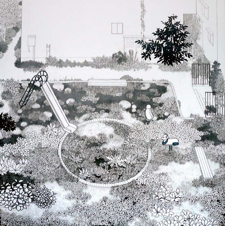 Traces of Nature in Japanese Suburbs: Works by Yukiko Suto – SOCKS