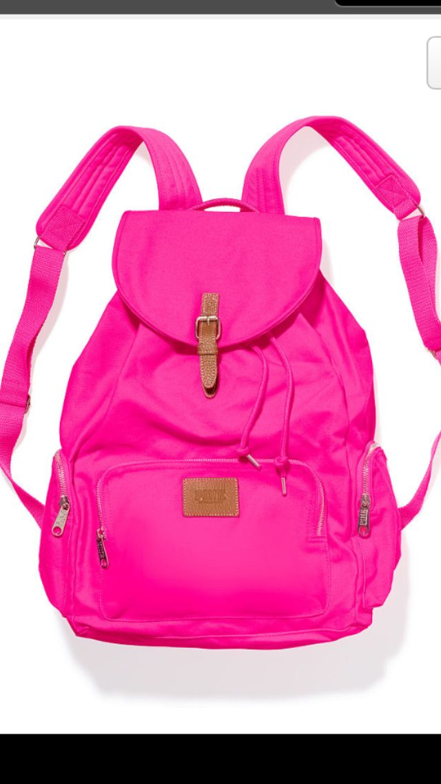 55 best images about Victoria's Secret PINK Backpacks on Pinterest ...