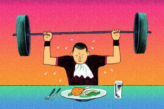 Что вы должны есть после тренировки, чтобы помочь восстановлению тела