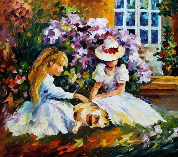 296 Best Images About Paintings By Leonid Afremov On