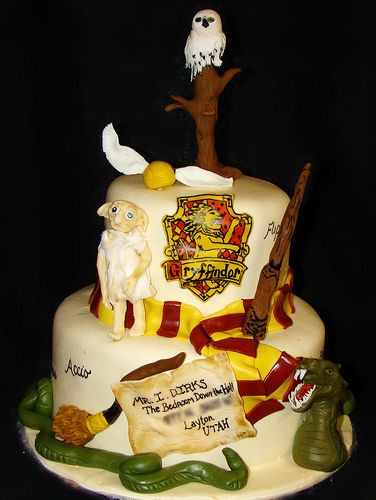 73 best Harry Potter Cake images on Pinterest Harry potter cakes