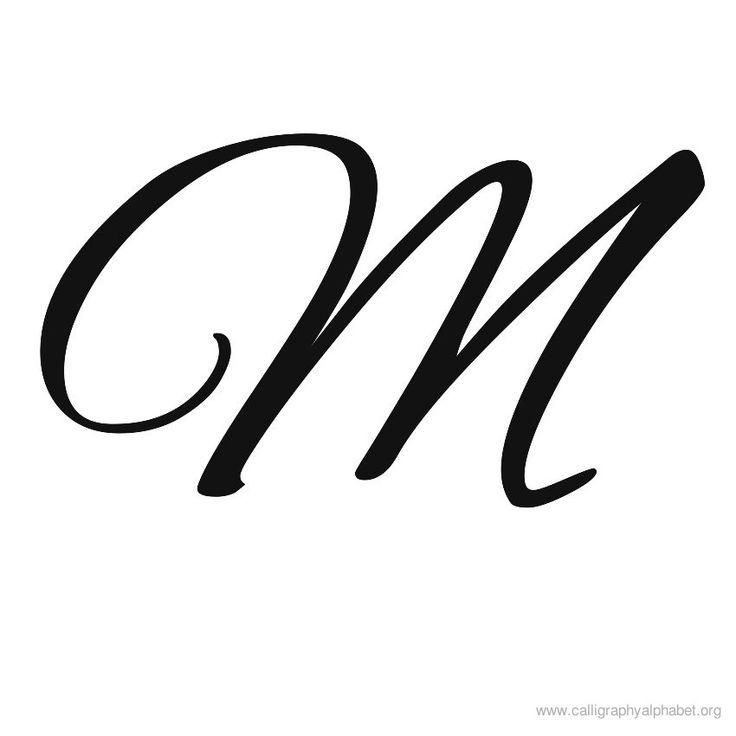 P Alphabet Wallpaper Stylish Font brush-calligraphy-alph...