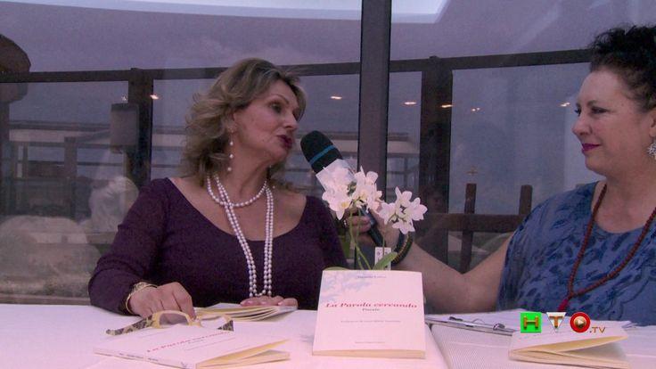"Intervista alla poetessa Daniela Iocice autrice de ""Le Parole cercando"" ..."