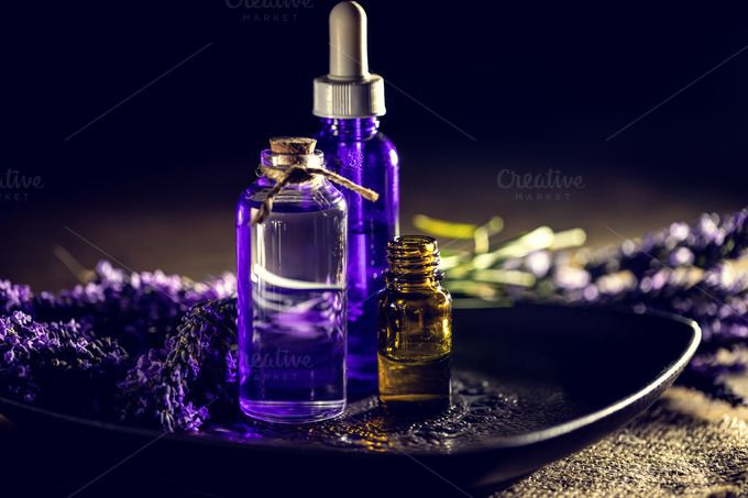 Essential oil  by Grafvision photography on @creativemarket