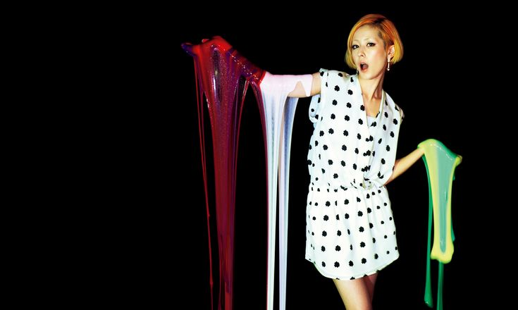 木村カエラ × NYLON JAPAN デビュー10周年を記念して 木村カエラのアートが詰まったスペシャルな一冊が発売!