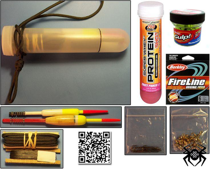 275 best images about pocket fishing kit on pinterest for Pocket fishing kit