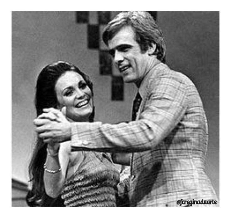 regram @fcreginaduarte Regina e Francisco Cuoco Selva de Pedra(1972). #reginaduarte #franciscocuoco #simone #cris #crismone #selvadepedra #novela #janeteclair #globo #redeglobo #tvglobo #tv #boanoite