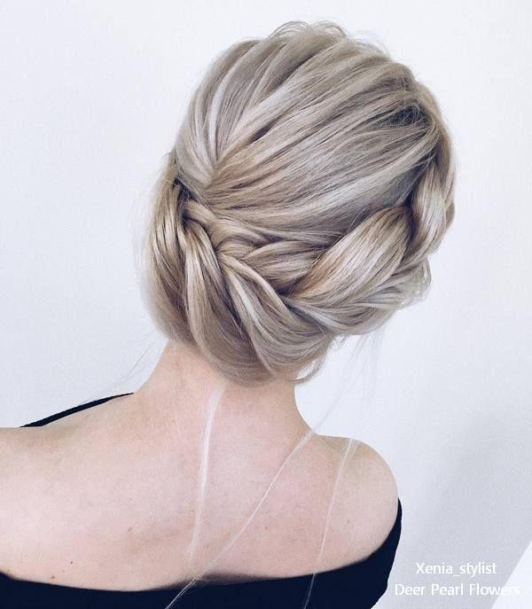30 Beste Xenia_stylist Hochzeit Hochsteckfrisuren – Wedding Hairstyles