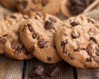 Cookies au Nutella© sans beurre ni huile