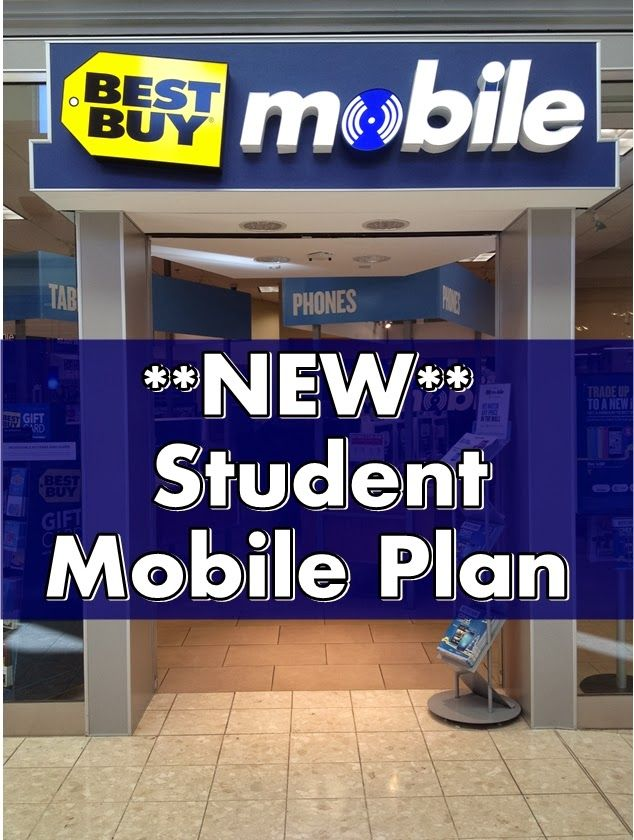 Get 1 Year of FREE Service with the Student Mobile Plan at Best Buy Mobile Specialty Stores   Aprons and Stilletos #shop #APlusPlan #cbias